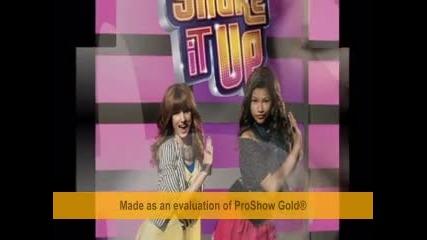 Selena gomez , Zendaya i Bella Thorne