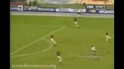 Lionel Messi Impossible Goal Goals sho...