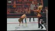 Raw 31 08 09 - Beth Phoenix vs. Mickie James