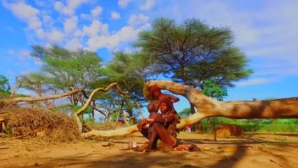 Методи за разкрасяване на племето Хамар (