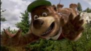 1/5 Мечето Йоги * Бг Аудио * комедия (2010) Yogi Bear # Warner Bros. [ hd ]