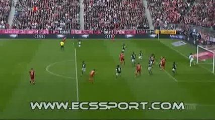 Байерн Мюнхен 7:0 Хановер 96