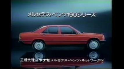 И японците обичат Mercedes!
