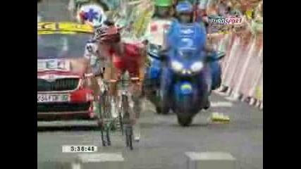 Шеванел Спечели 19тия Етап От Тура