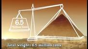 Египетските Пирамиди - Статистика