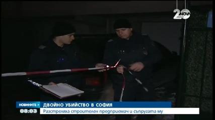 """Още се търси стрелецът, извършил двойно убийство в кв. """"Витоша"""""""