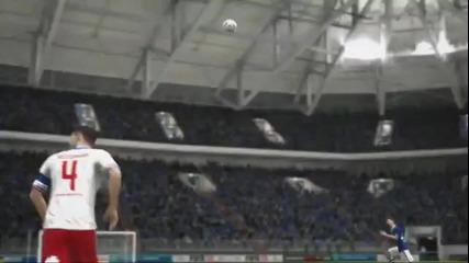 Fifa 13 E3 Gameplay Trailer Коментар ;dd