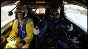 Кен Блок и Ryan Sheckler Rallycross Курс - Summer X Games 2013 Бразилия