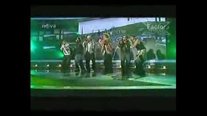 Музика от X Factor Cz