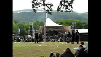 Manowar - Magic Circle Festival 2009 Loreley - Soundcheck
