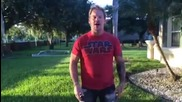 Chris Jericho - Ice Bucket Challenge