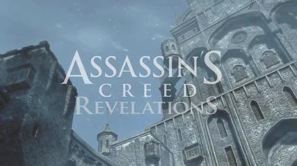 Assassin's Creed Revelations Игрален Трейлър