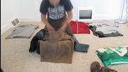 Как Да Съберем Много Багаж В Малка Чанта