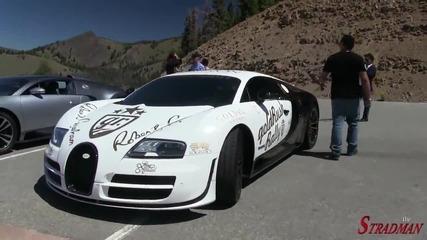 Да те изпреварят 6 броя Bugatti Veyron