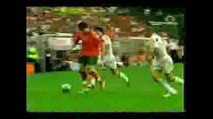 Zlatan Ibrahimovic Vs Cristiano Ronaldo