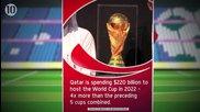 10 изненадващи факта за Световното първенство по футбол