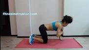 Упражнения за Бразилско дупе