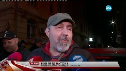 Мутафчиев: Лично аз ще искам имунитета на Волен Сидеров