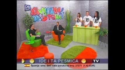 Dado Polumenta - Intervju - Maximalno Opusteno 20.11. (deo 4/5) - (DM SAT 2011)