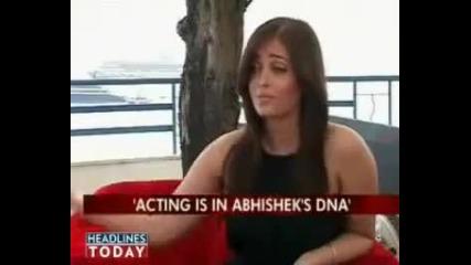 Aishwarya Rai Bachchan longer Interview with Koel Purie