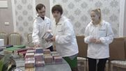 Russia: Civic Chamber sends Russian language materials to university in Syria