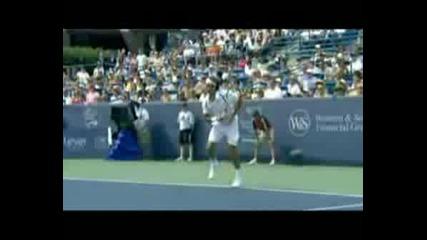 Тенис Урок 133