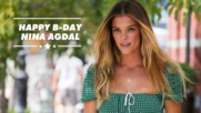 Nina Agdal celebrates 27th bday in paradise