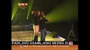 Ivana Selakov i Aca Lukas - Daleko si - (Live) - (Oskar popularnosti Banja Luka) - (TV Kcn3 2013)
