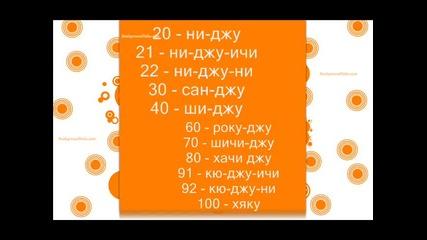 † Японски речник 4 числа †
