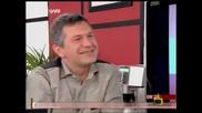 Милен Цветков излиза от кожата си - Господари на ефира 10.06.09