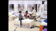 Елеонора и Давид мизерстват. | Big Brother Family 21/04/10 |