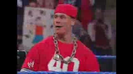 John Cena Vs Fbi (2004)