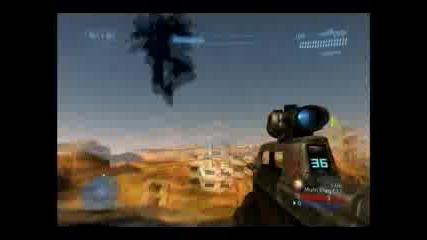 Halo 3 - Best Rocket Kill Ever