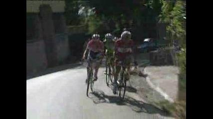 Втория от Джирото Данило Ди Лука изгърмя с допинг