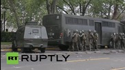 Chile: Mapuche protest turns violent, police use water cannon