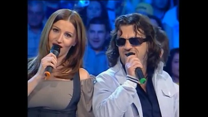 Mira Skoric i Aca Lukas - Dok ti u kafani pijes druze - Zvezde Granda - (TV Pink 2012)