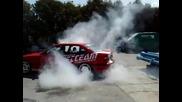 Този май не е давал пари за гуми!!burnout with M3 E36 3.0 (special Exhaust)