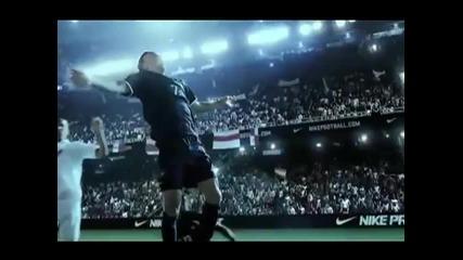 Ronaldo, Rooney, Drogba, Ronaldinho, Ribery.
