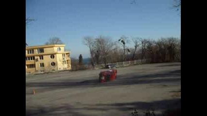 Класик Рали Варна - Авария