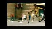 Adidas - Kluivert,  Beckham,  Zidane,  Del Piero