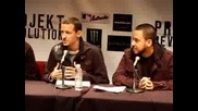 Linkin Park Pressconf Mtv