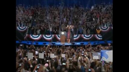 Барак Обама е преизбран за президент на САЩ