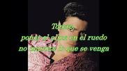 [tekst i prevod] Chayanne - Torero