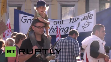Germany: Hundreds of PEGIDA protesters hit Munich