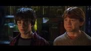 Високо качество Хари Потър и Стаята на тайните част 2 бг аудио