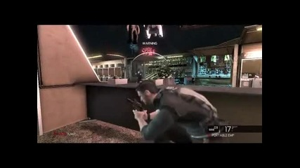 Splinter Cell conviction game mission5 part 2