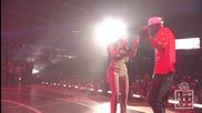 Nicki Minaj & Soulja Boy at Hot97 Summer Jam 2014 live