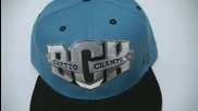 Dgk шапка (snapback) Ghetto Champs