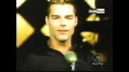 Ricky Martin Living In La Vida Loca