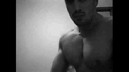 Фитнес - Изтрещял Луд След Стероиди